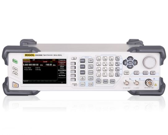 DSG3030 3GHz RF Signal Generator, Rigol