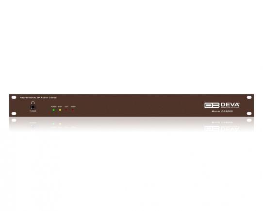 DB9000-TX Professional IP Audio Encoder, DEVA Broadcast