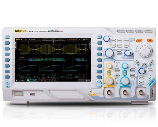 DS2302A Digital Oscilloscope 300MHz, 2GSa/s, Rigol