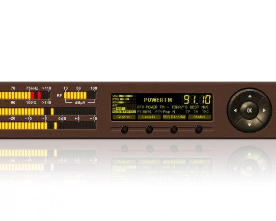 DB7007 - FM Radio Re-Broadcast Receiver, DEVA Broadcast