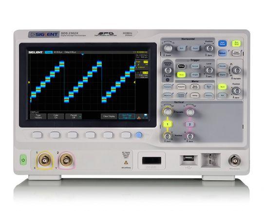SDS2072X Digital Oscilloscope 70MHz, 2GSa/s, Siglent
