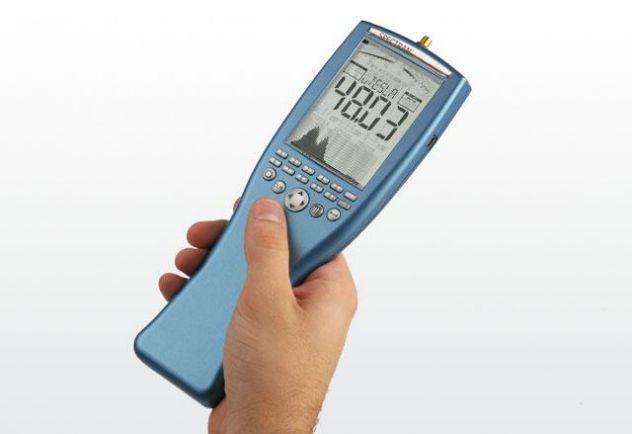 EMF Spectrum Analyzer 10Hz - 10kHz SPECTRAN NF-1010E, Aaronia