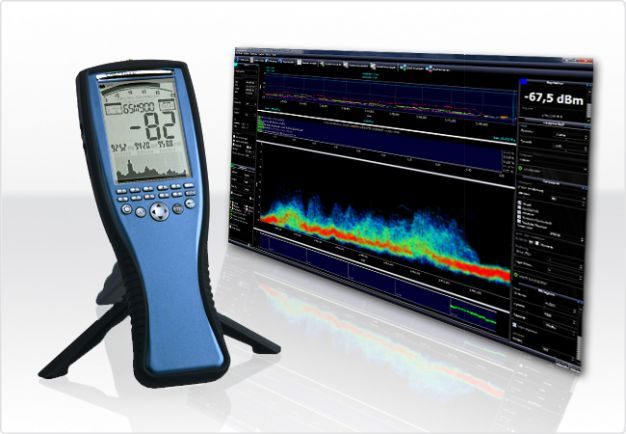 Spectrum Analyzer 1MHz - 9,4GHz Spectran HF-60100 V4, Aaronia