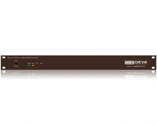 DB9000-STC - Stereo Generator & RDS encoder, DEVA Broadcast
