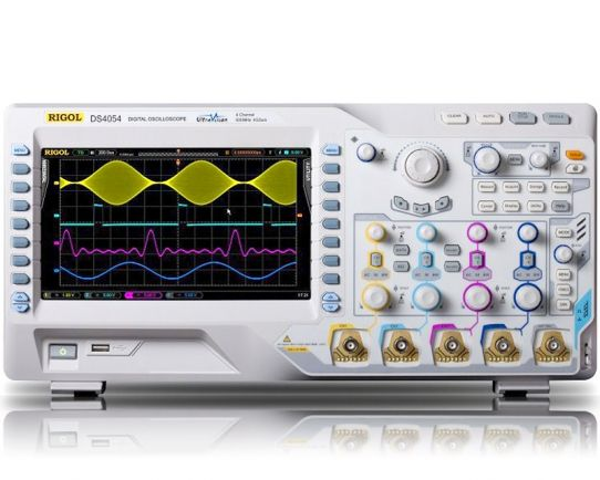 DS4054 Digital Oscilloscope 500MHz, 4GSa/s, Rigol