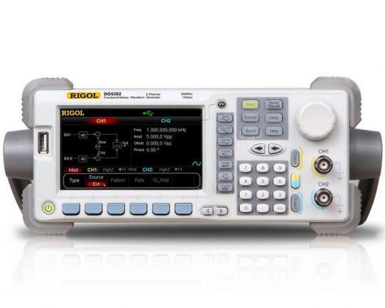 Waveform Generator 350MHz, Rigol DG5352