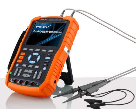 SHS1102 Handheld Isolated Digital Oscilloscope 100MHz, 1GSa/s, Siglent