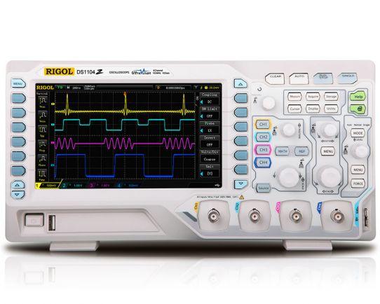 DS1054Z Цифров осцилоскоп 50MHz, 1GSa/s, Rigol